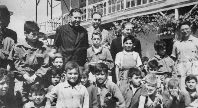 Muere el padre Alberto Hurtado S.J.