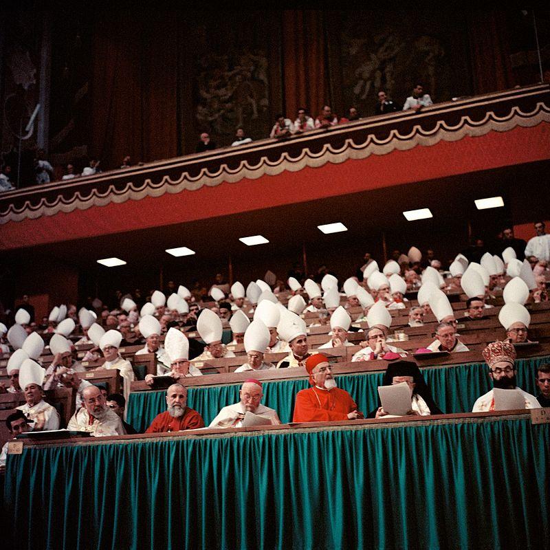 Se abre el tercer periodo del Concilio Vaticano II