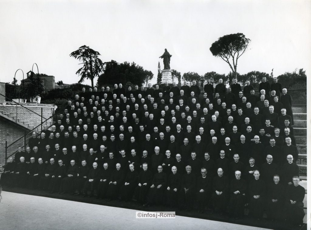 XXXI Congregación General de la Compañía de Jesús