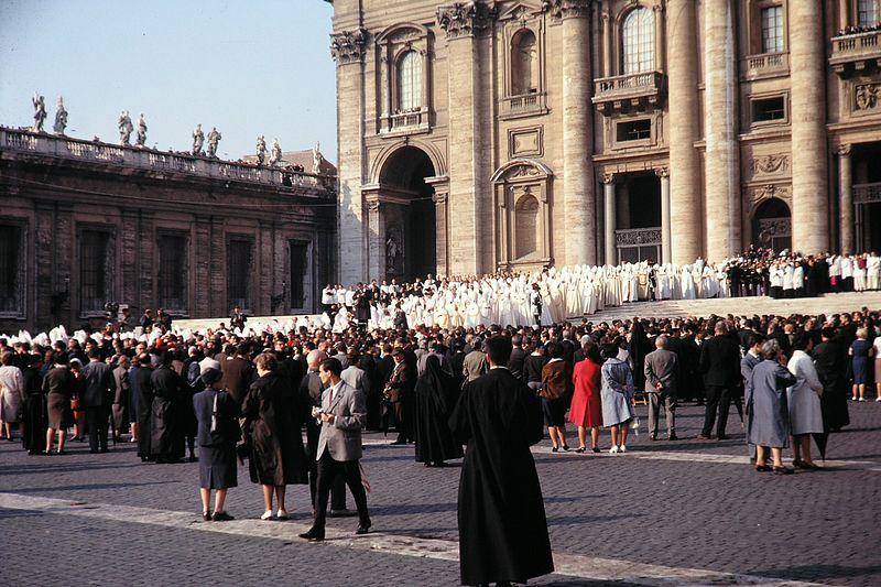 Se abre el segundo periodo del Concilio Vaticano II