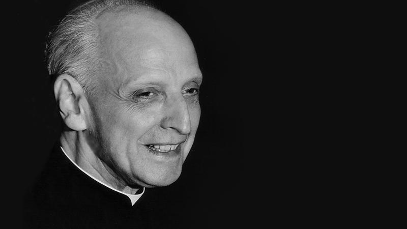Pedro Arrupe S.J. es elegido Prepósito General de la Compañía de Jesús