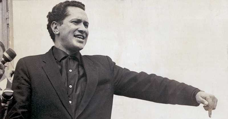 El sacerdote Camilo Torres Restrepo es asesinado